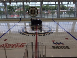 Warrior Ice Arena Millennium E Battery Ice Resurfacer