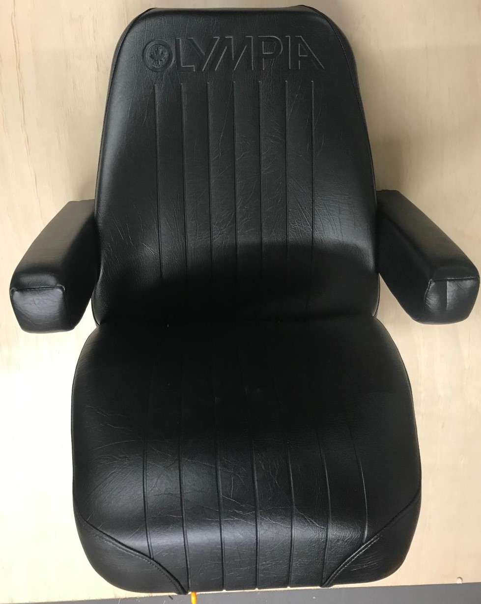 Olympia Drivers Seat with Arm Rest and Safety Switch
